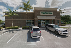Vault Fitness - Reserve Shopping Center a new place to practice capoeira