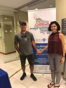 Marcio MrM. and Karen Galea at NLU
